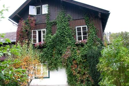 Old house in Bad Aussee - Traun apartment