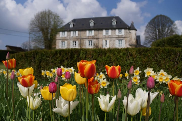 Chateau de Savennes, chambres hotes