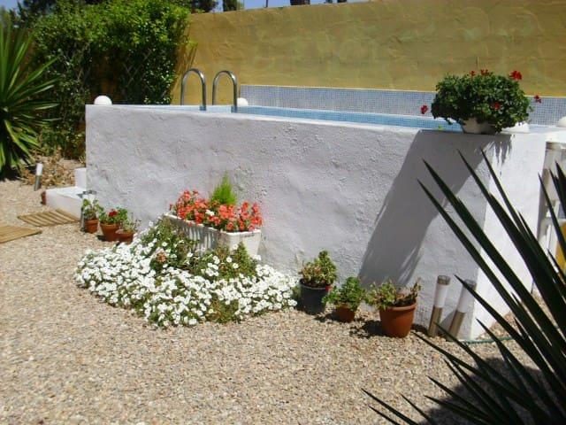 70 qm NähePalma m.eigenerTerasse-Gartenanteil+Pool - Palma/Marratxi - Apartment
