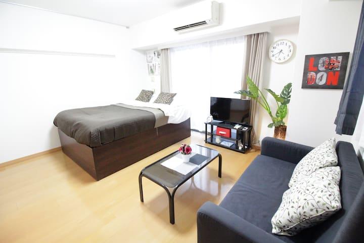 Nice loca★3min to Ueno sta.★TOKYO - Taitō-ku - Appartement
