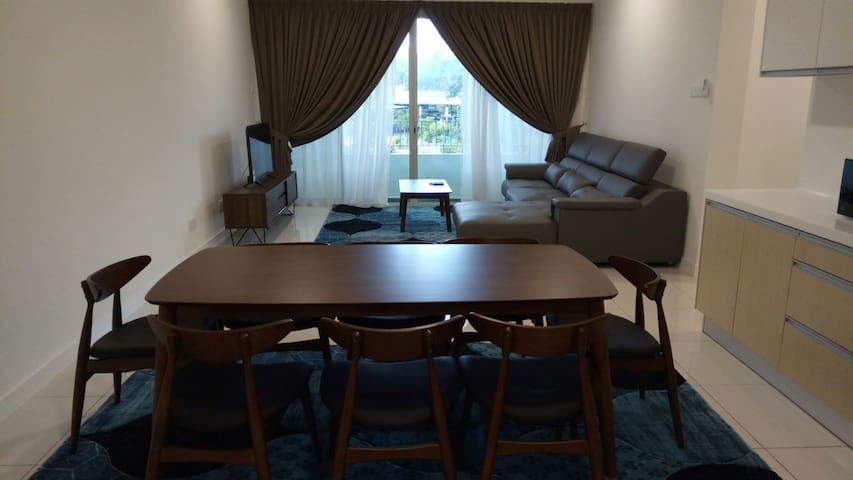 Epic Serviced Apartment @ Larkin JB - Johor Bahru