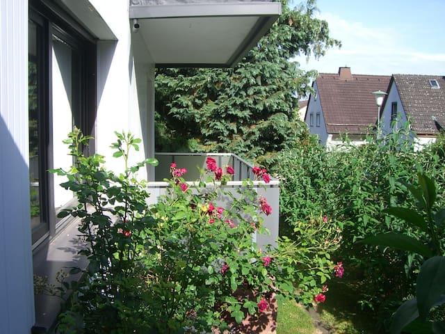 Ruhiges Appartement auf Zeit Kassel - Kassel - Leilighet