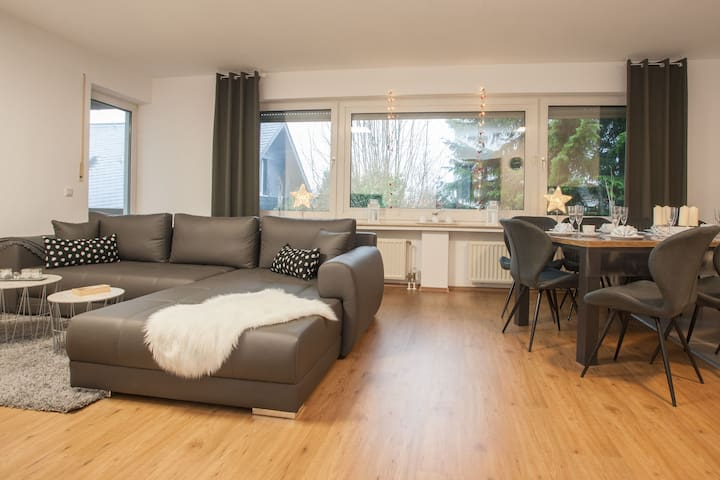 Large Apartment in Winterberg Germany Near Ski Lift