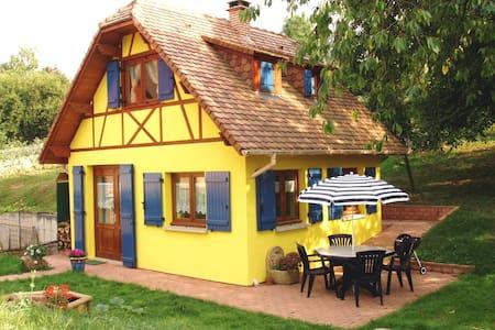 Gîte en Alsace entre Strasbourg et Colmar à Mutzig - Mutzig - Casa
