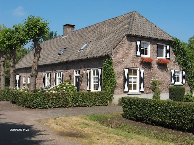 Bedrooms in a Farmhouse - Gemert - Byt