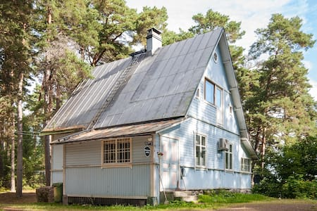 Cozy Archipelgo villa for 8+2 p.   - Nauvo