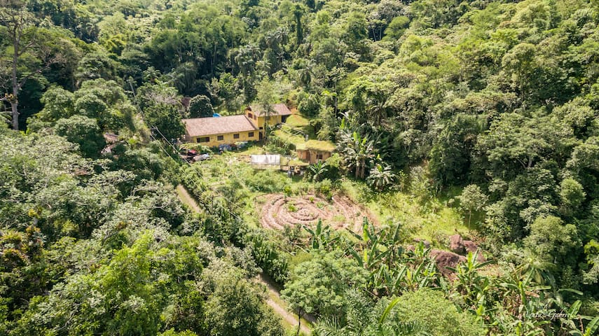 ★Ecolodge - Enjoy the Brazilian Rainforest