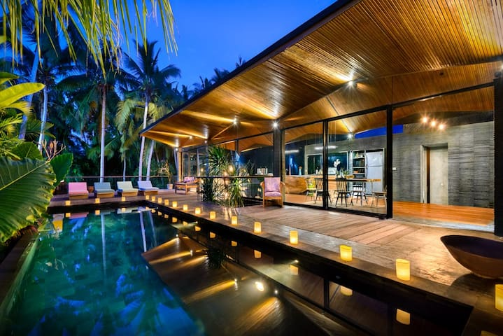 Uniquely designed Villa in Ubud