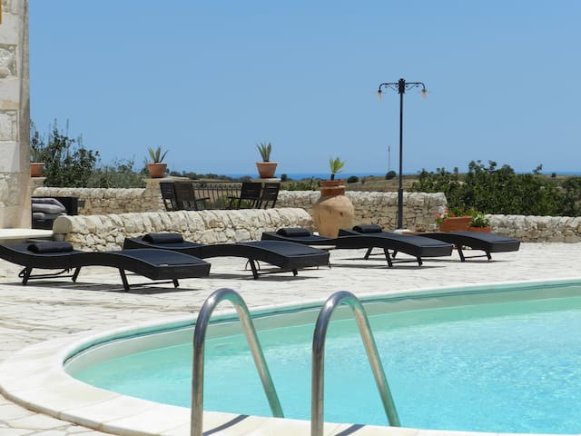 La Stanza AnniQuaranta B&B ZAMMARRA - Noto - Bed & Breakfast