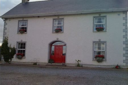 Country home (Room 4: single bed ) - Fethard, Clonmel - 独立屋