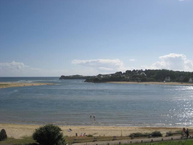 Superbe T3 pleine vue mer - Guidel - Wohnung