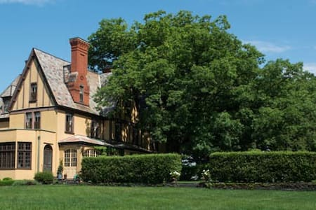 Charles Cheney Inn - Manchester - Bed & Breakfast