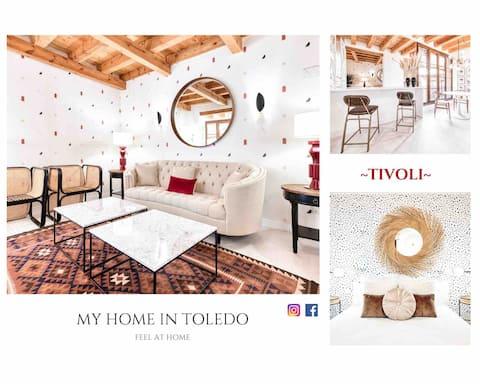 ~TIVOLI~ Unique place in a Historic S XVI Building