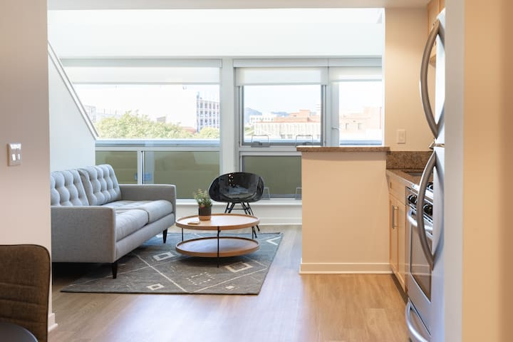 Brand New Listing: Stunning Loft in Downtown Santa Monica - 506