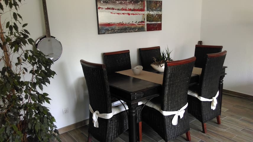 """sixty square feel-good"" - Vechta - Apartament"