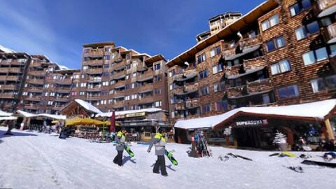 Charming Apartment in central Avoriaz on the slope