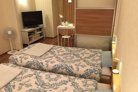 City sweet,near Namba,for long stay - Osaka - Apartamento