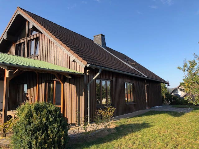 """Waldhaus-Vulkaneifel - """"Forststube"""""""
