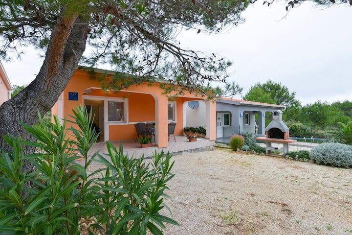 "Modern house ""Roko"" on island Vir"