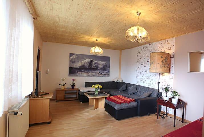 Moderne Wohnung in 150-jährige Bauernhaus - Amt Neuhaus - Apartament