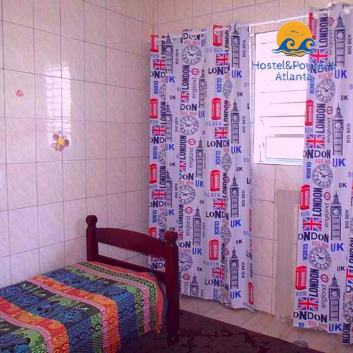 Hostel com Requintes de pousada venha conferir !
