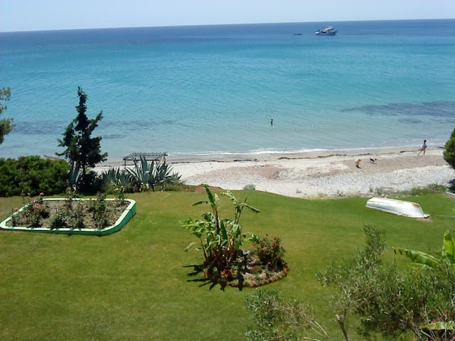 Joyful apartment on the beach - Chalkidiki - Apartamento