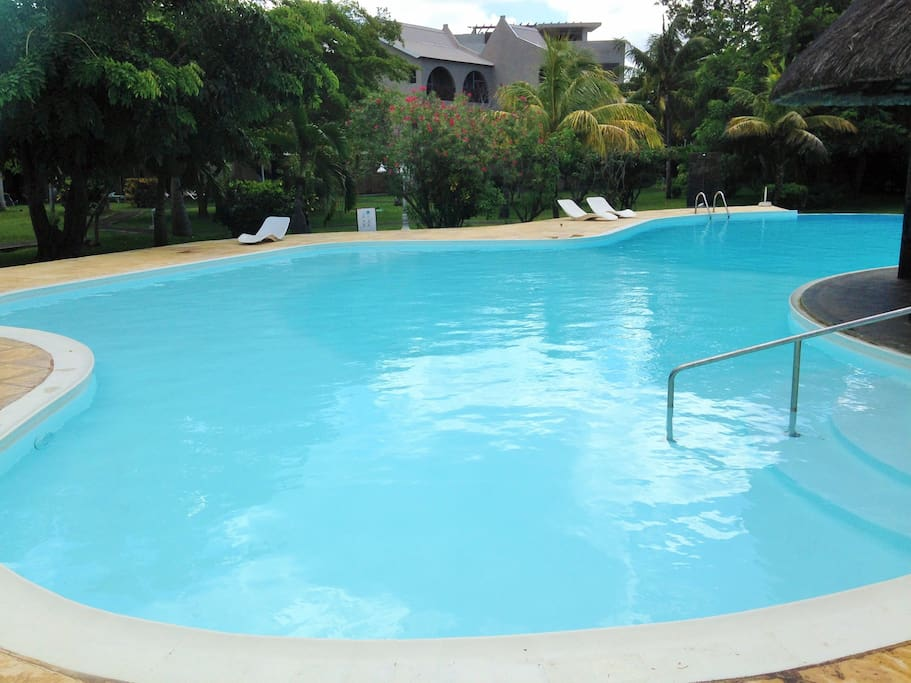 8m2 pool from 50cm to 2 meters