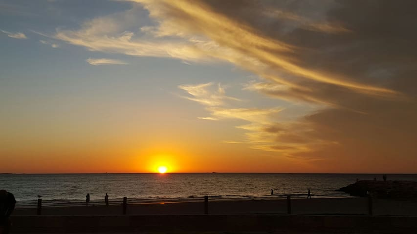 Freo Lifestyle with Ocean Views - South Fremantle - Lejlighed