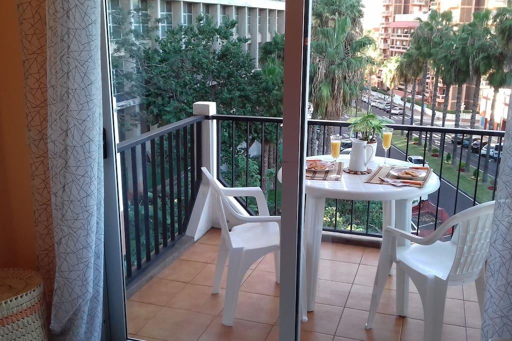 Bonito y c ntrico apartamento con piscina wifi - Alquiler apartamento puerto de la cruz ...