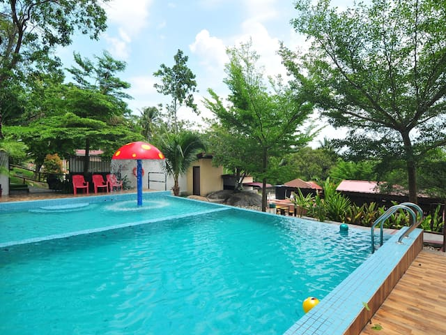 Nawawi's Cottage- 1BR Standard Double! On Sale!