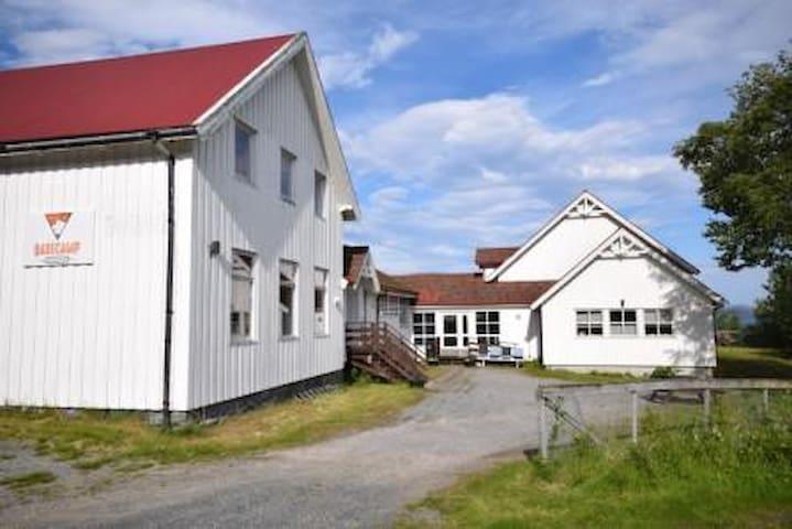 Basecamp Helgeland - Sørfjorden