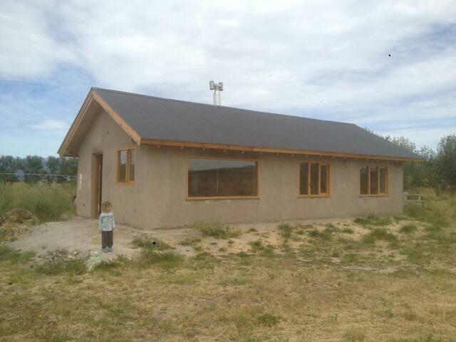Casa ecológica en zona rural. A ESTRENAR!