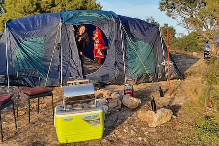 Mellieha Outdoor Camping