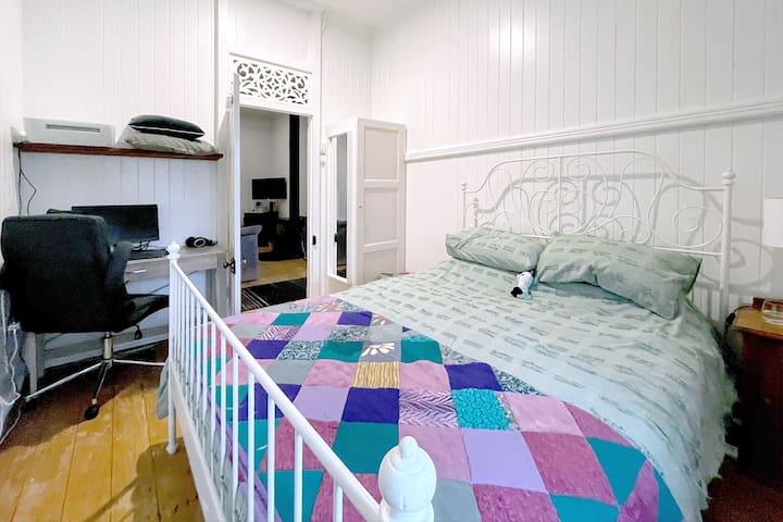 Bedroom 3 /work space