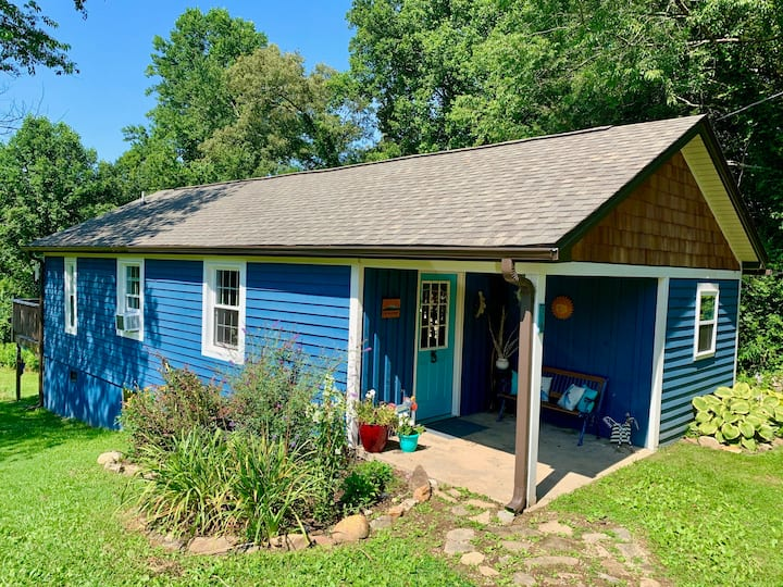 Our Colorful Cottage ~ Outdoor Adventure Awaits