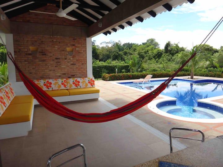 La Felicidad: el lugar ideal para el descanso