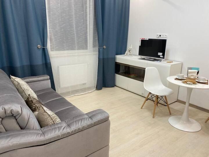 Pearl apartments near Spartak Stadium&Crocus Expo