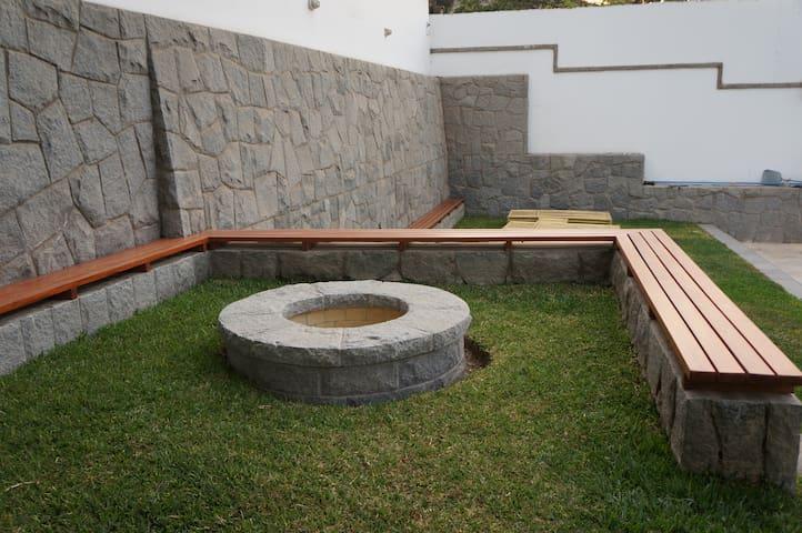 Área de Fogata