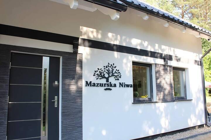 Mazurska Niwa dom na wynajem