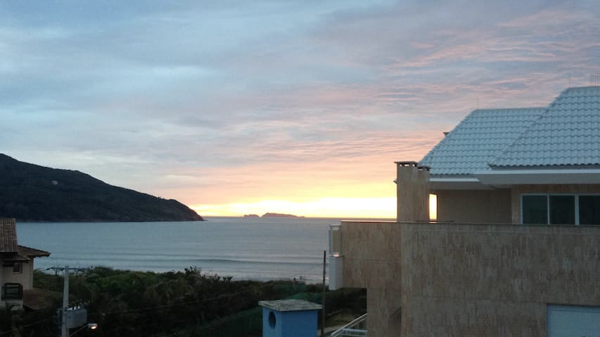 Cobertura Loft com encantadora vista para o mar!!! - Florianópolis - Loft