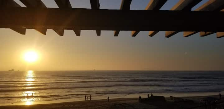 Rosarito Beach House Beachfront home -