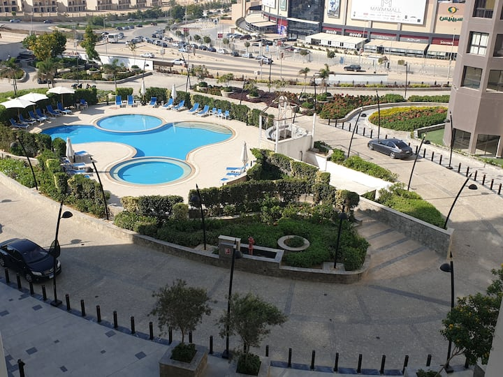 AXXODIA RESIDENCE , New Cairo