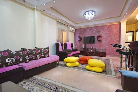 ☀️ Luxury APT In Heliopolis Near The Airport ✈️