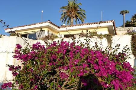 Haus mit Meerblick und großer Terrasse - La Matanza de Acentejo