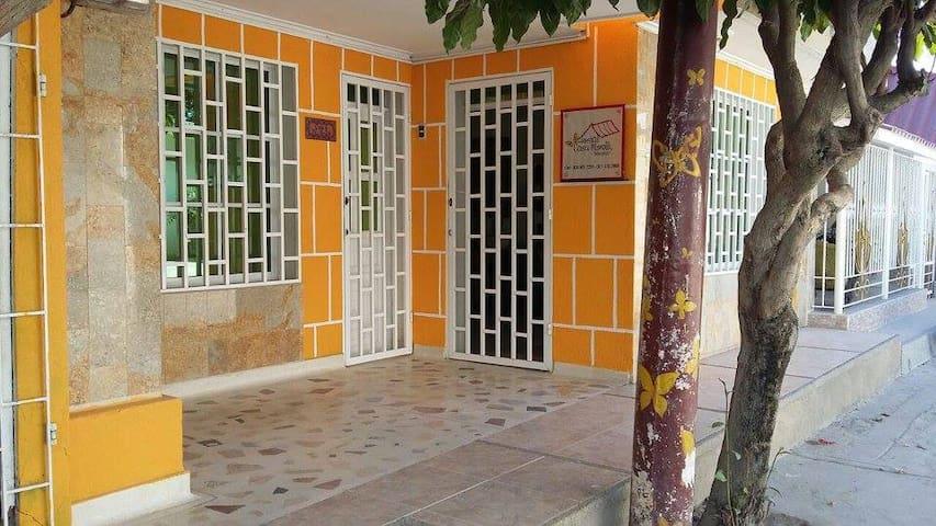 "The magic ""Macondo"" - Aracataca - โฮสเทล"
