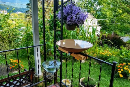 The Garden Suite at Possum House