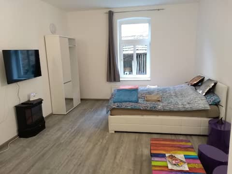 Main Station Romantic Apartment Zagreb