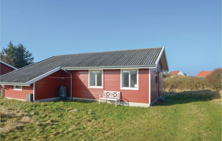 Holiday cottage with 2 bedrooms on 60m² in Frøstrup