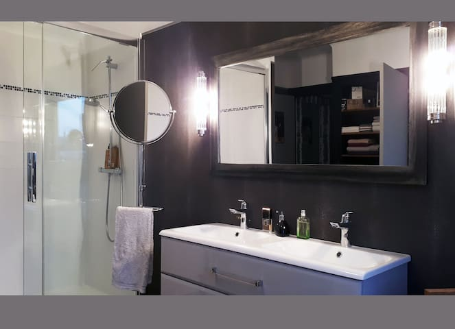 Salle de bain - Douche XXL
