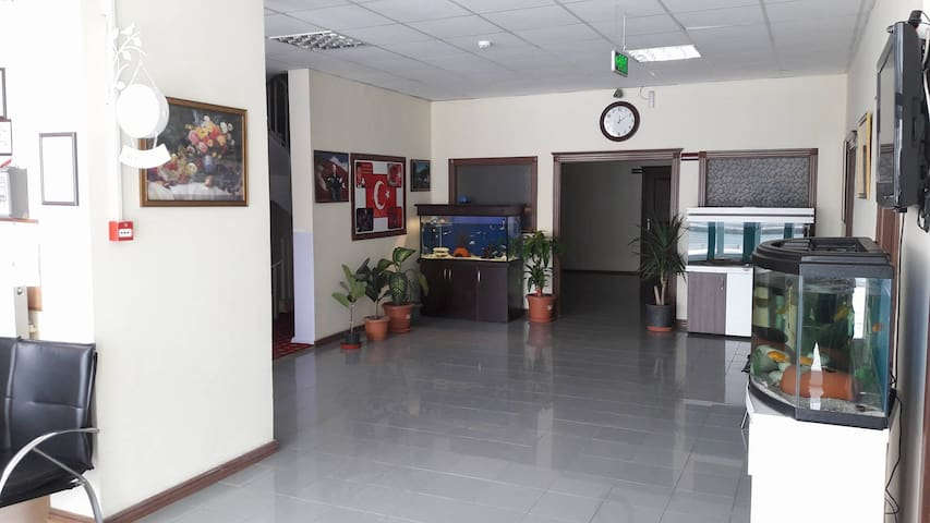 HAYAL OTEL - Aksaray Merkez - Bed & Breakfast